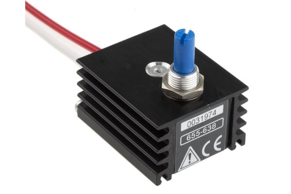 Product image for United Automation, 230 V Voltage Regulator, 10A, Adjustable 3-Pin CSR2-10E