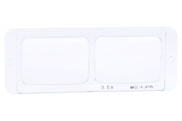Product image for 3.5x alternative headband magnifier lens