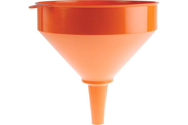 Product image for Funnel with grip tab,250mm dia 3.2l