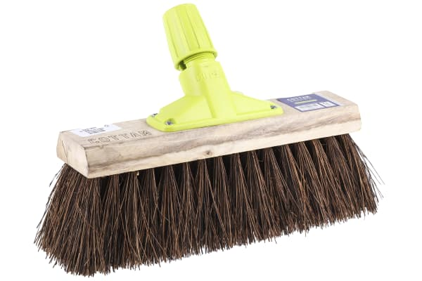 Product image for 13in Bassine/Cane Yard Broom