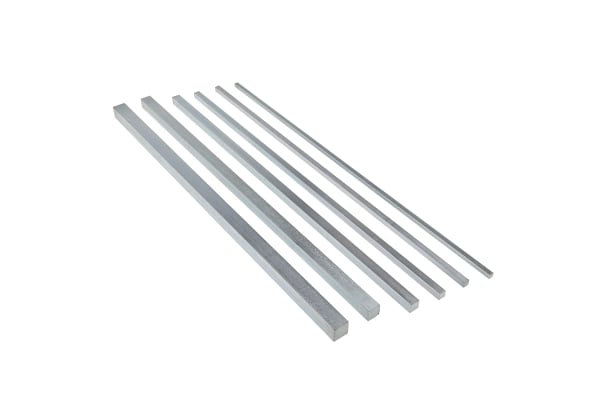 Product image for Assorted metric key steel stock,4-12mm