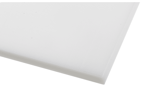 Product image for Acetal plastic sheet stock,500x300x10mm