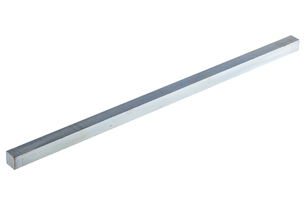 Product image for Bright drawn key steel stock,12x12mm