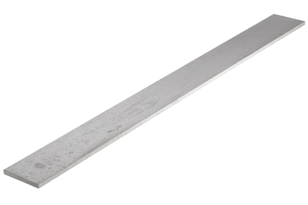 Product image for Steel ground flat stock,500x75x3mm
