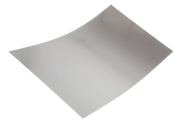 Product image for Tinned steel sheet,500x300x0.2mm