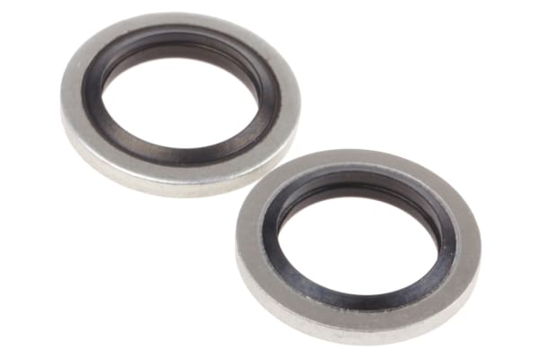 Product image for Bonded seal,10mm
