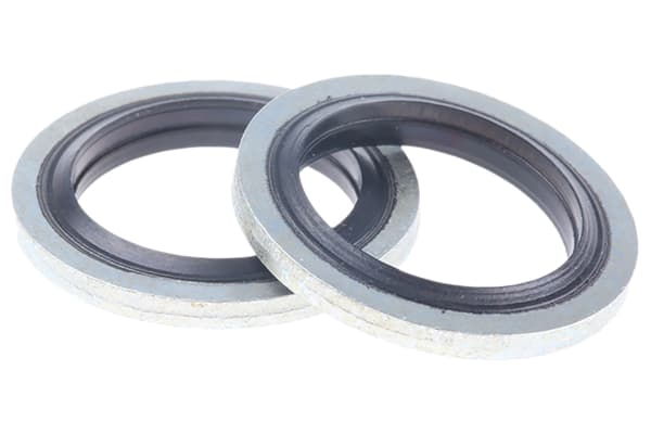 Product image for Bonded seal,12mm
