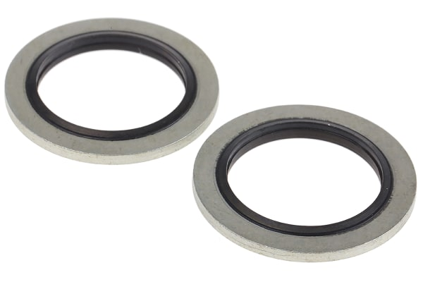 Product image for Bonded seal,16mm