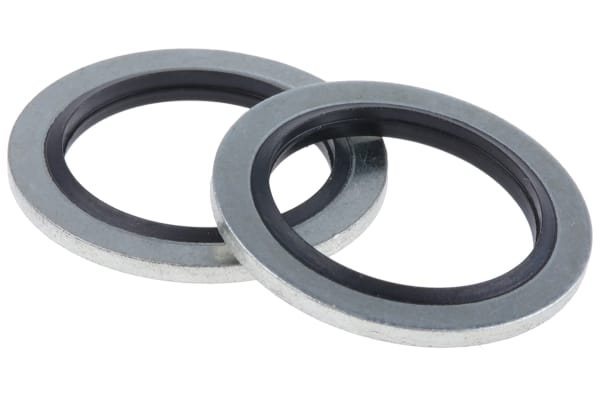 Product image for Bonded seal,18mm