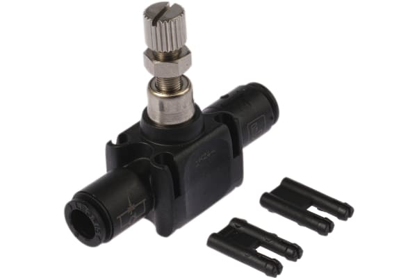 Product image for LF3000 series in-line flow regulator,6mm