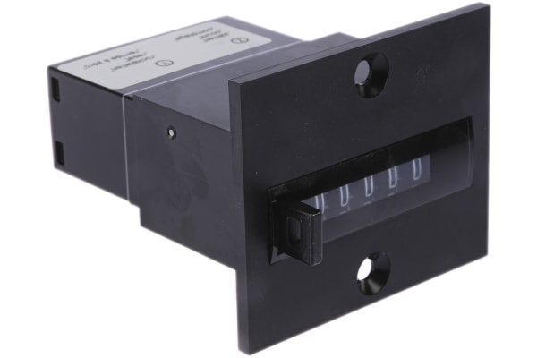 Product image for 6 DIGIT PRESET PNEUMATIC COUNTER