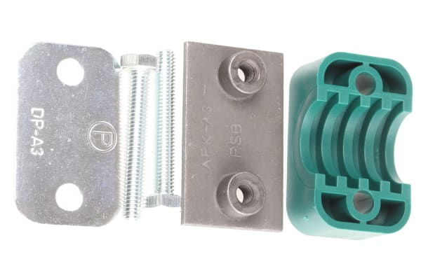 Product image for Hydraulic single tube clamp,20mm OD tube