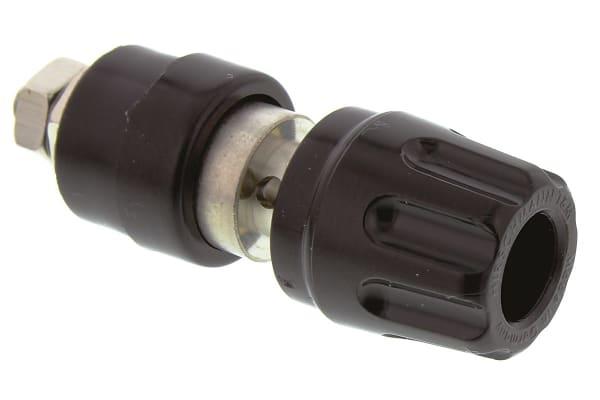 Product image for SOCKET, PKI 10 A, BLACK