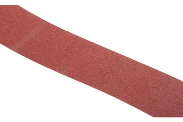 Product image for AL OXIDE ABRASIVE CLOTH,50MM W 180 GRIT