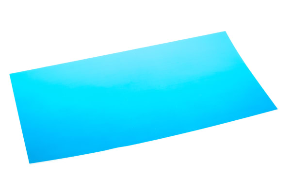Product image for Plastic shim stock,18x12x0.002in 8sheets