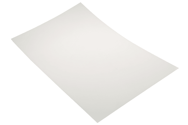 Product image for Plastic shim stock,18x12x0.010in 8sheets