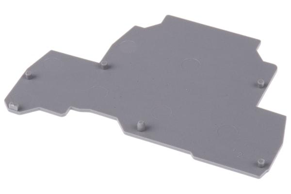 Product image for Entrelec, FEM End Section for Terminal Block