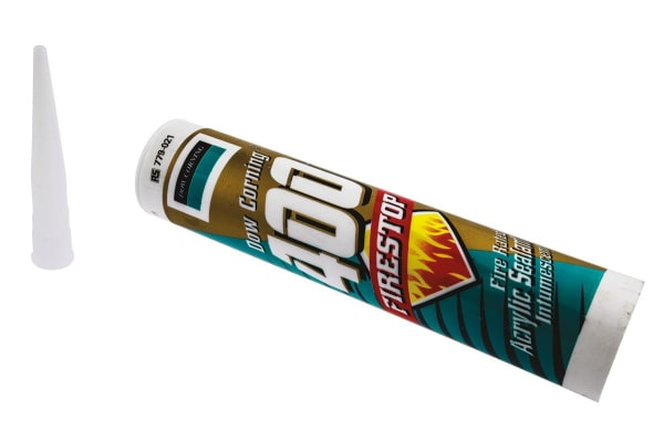 Product image for FIRESTOP 400 ACRYLIC SEALANT,310ML