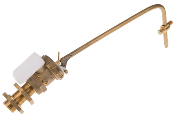 Product image for HIGH PRESSURE FLOAT VALVE,1/2IN BSP M