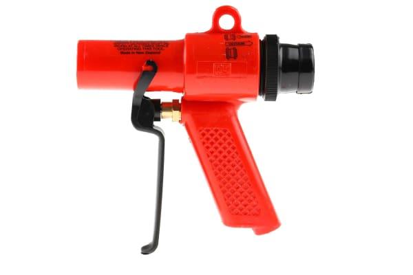 Product image for Air operated blow/vacuum gun,6bar