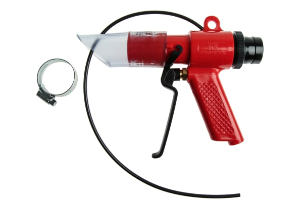 Product image for Air operated deep hole gun,6bar