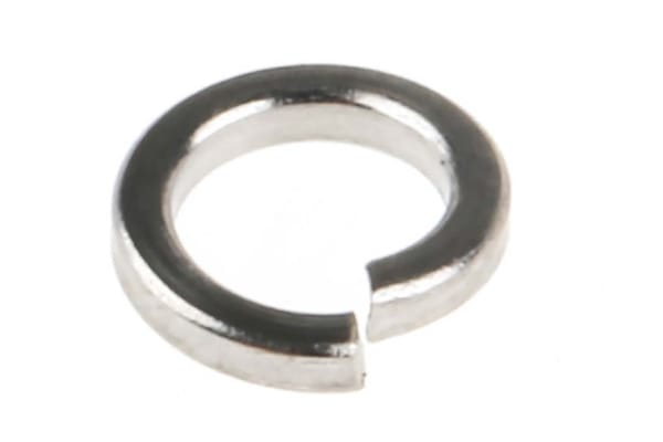 Product image for A2 stainless steel spring washer,M3