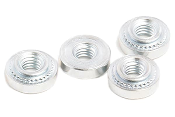 Product image for Panel fixing self clinching nut,No.1xM3