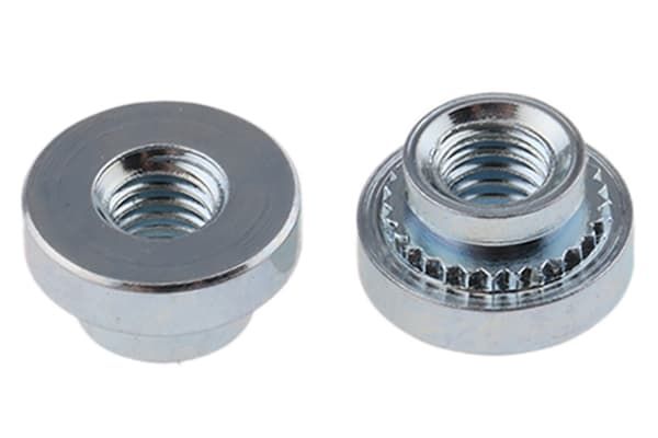 Product image for PANEL FIXING SELF CLINCHING NUT,NO.3XM3