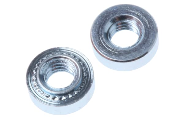 Product image for Panel fixing self clinching nut,No.0xM4