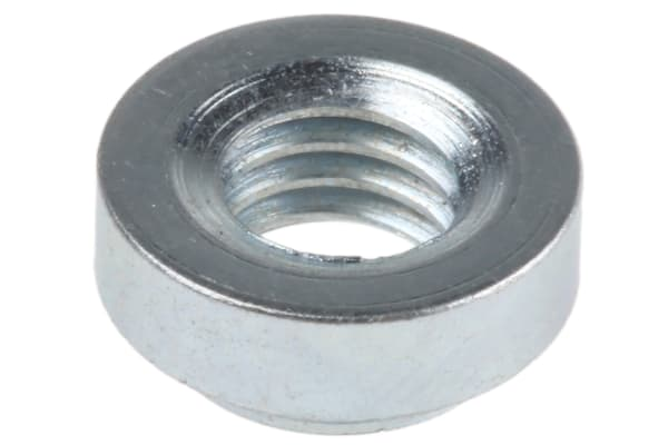 Product image for Panel fixing self clinching nut,No.2xM5