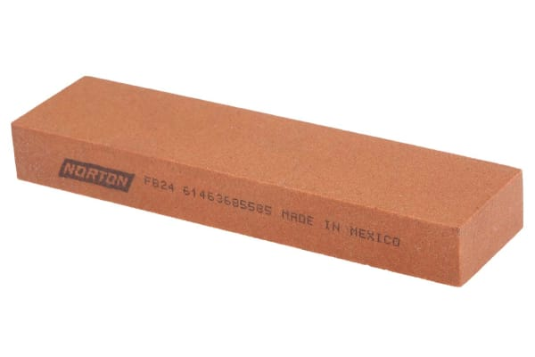 Product image for BENCH STONE,100LX25WX13TMM FINE GRADE
