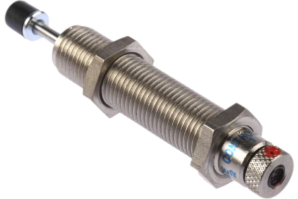 Product image for MINIATURE SHOCK ABSORBER,0.6-10KG