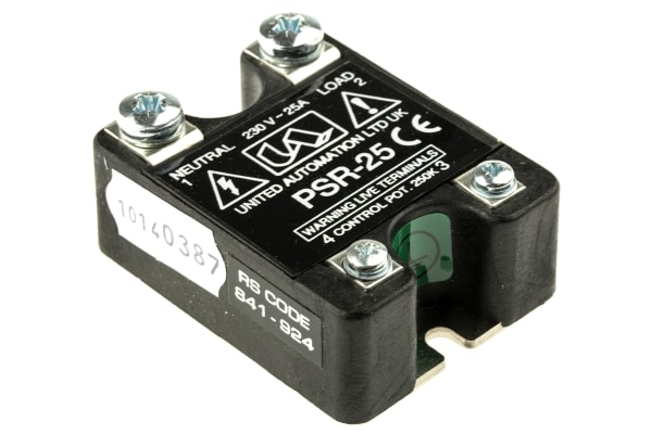 Product image for PSR-25 HIGH POWER PHASE CONTROLLER