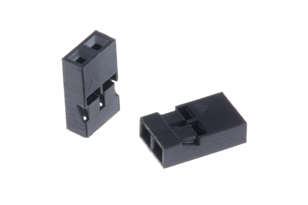 Product image for 2 WAY 1 ROW INTER PCB SOCKET HOUSING,2MM