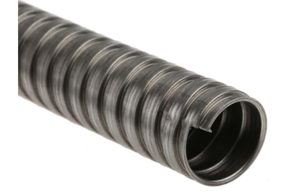 Product image for FLEXIBLE S/STEEL CONDUIT,25MM 5M L