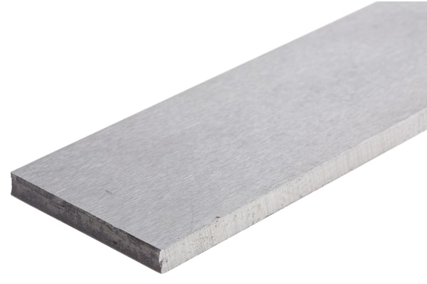 Product image for Steel ground flat stock,500x25x6mm