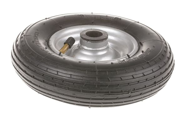 Product image for Spare pneumatic tyred wheel,200mm OD
