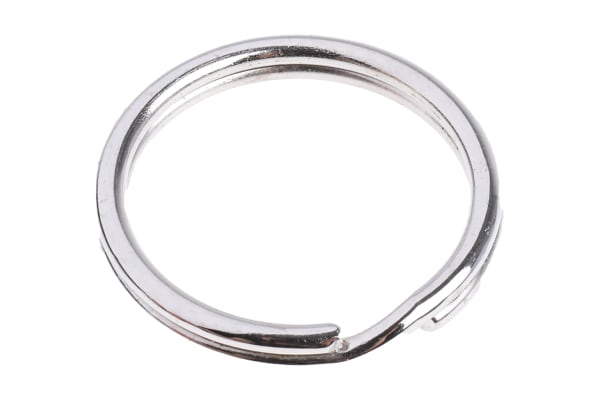 Product image for Replacement steel split ring,25mm OD