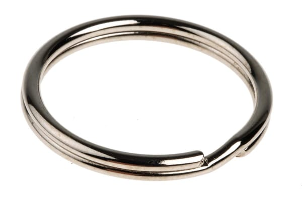 Product image for Replacement steel split ring,30mm OD