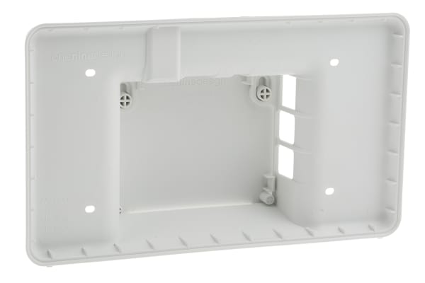 Product image for Raspberry Pi Touchscreen Case - White