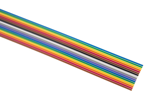 Product image for 16WAY 3302IDC 0.05 IN RIBBON CABLE,30.5M