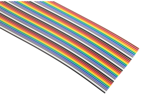 Product image for 40WAY 3302IDC 0.05 IN RIBBON CABLE,30.5M