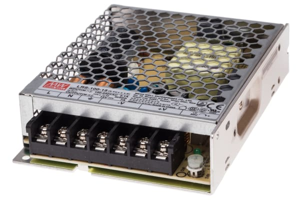 Product image for Power Supply Switch Mode 15V 105W