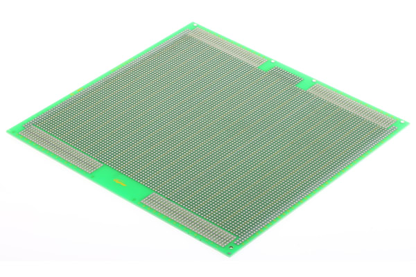 Product image for DIN matrix prototype board 220x233mm