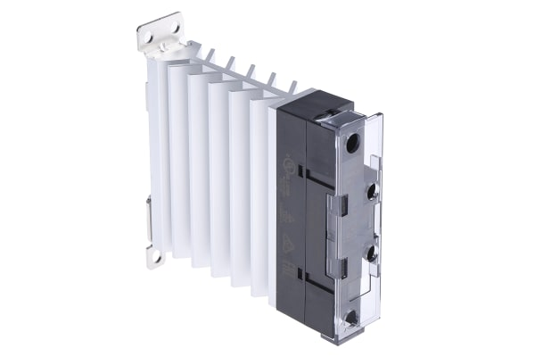 Product image for SSR, 1 phase, 15A 24-240 VAC