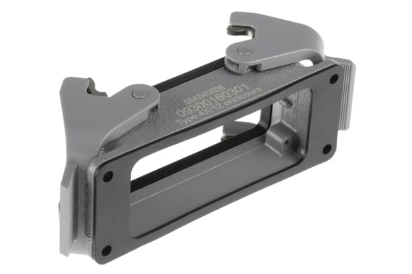 Product image for 2 Lever B/head Mnt. Housing Harting 16B
