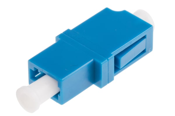 Product image for LC Singlemode Simplex Adapter/Uniter
