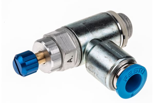 Product image for Exhaust Flow Regulator, G1/8 x 6mm