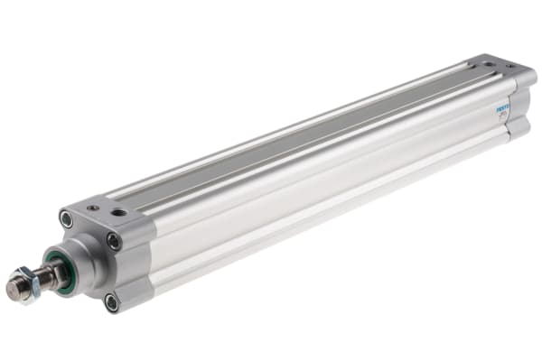 Product image for ISO Cylinder 50mm Bore, 400mm Stroke