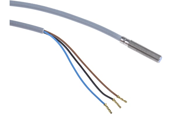 Product image for Inductive Proximity Sensor, M5, Cable